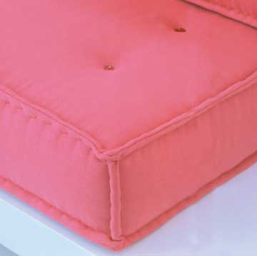 How to Sew Box-Edge Cushions