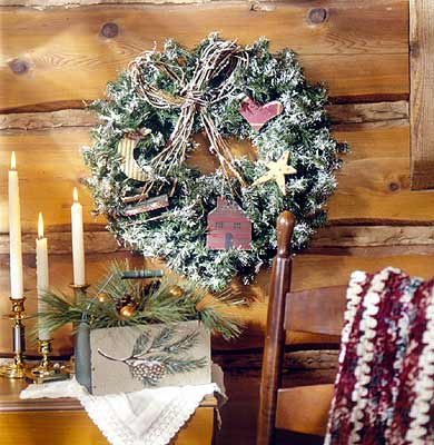 Woodland Fun Wreath