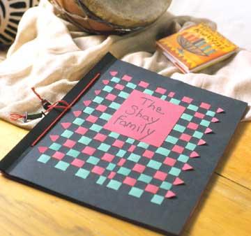 Kwanzaa Family History Book