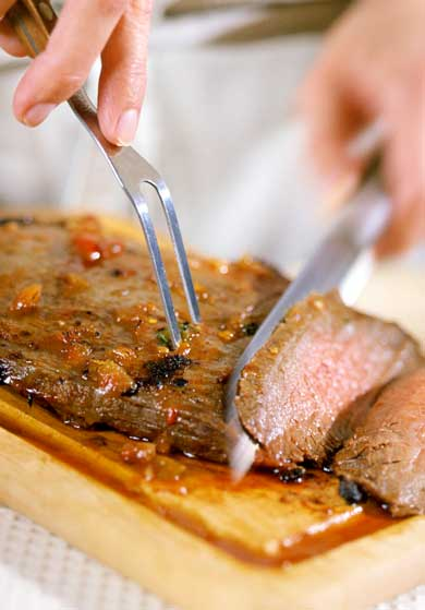 Selecting a Great Steak
