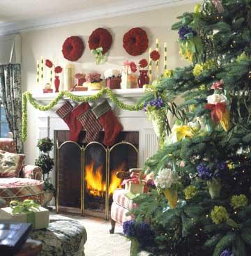 Carnation Wreaths