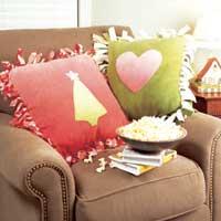 Easy-Sew Pillows