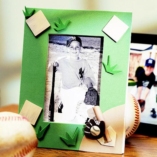 Pop's Photo Frame