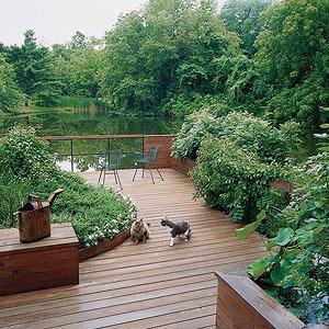 Deck Finish Options