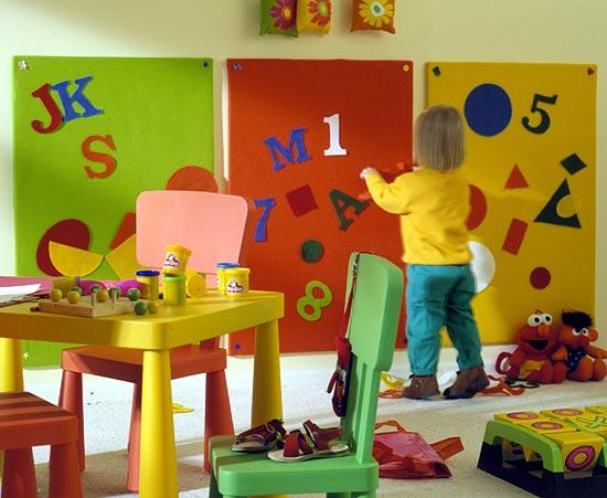 Make a Felt Board for Tots