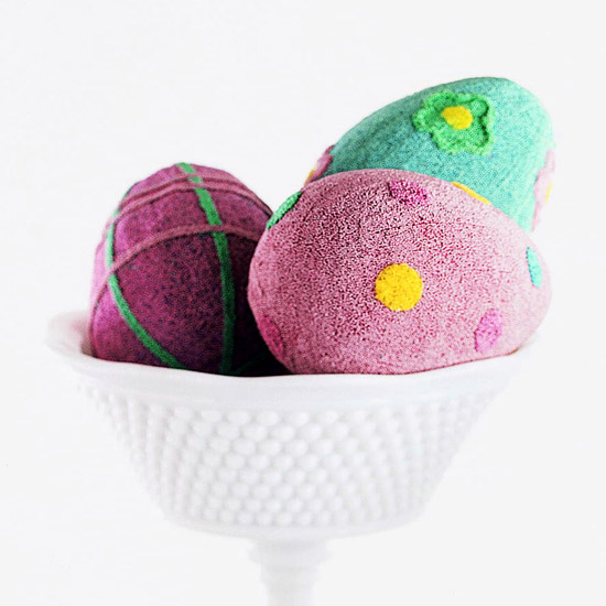 Jeweled Eggs Project