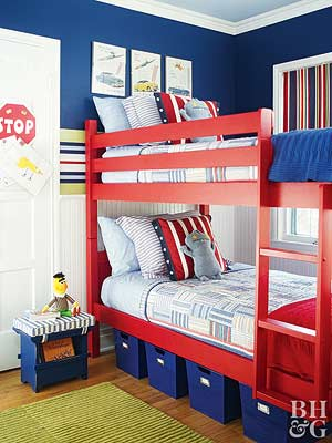Shared Spaces: Rooms For Two (or More) Kids