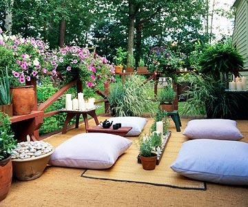 Zen and the Art of Outdoor Living