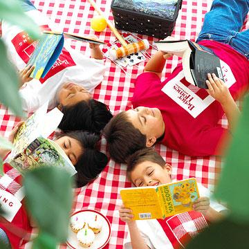 Outdoor Reading Adventures & Activities