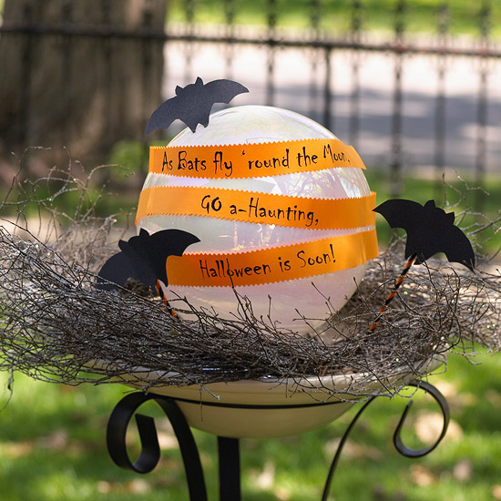 Boo-ti-ful Halloween Projects