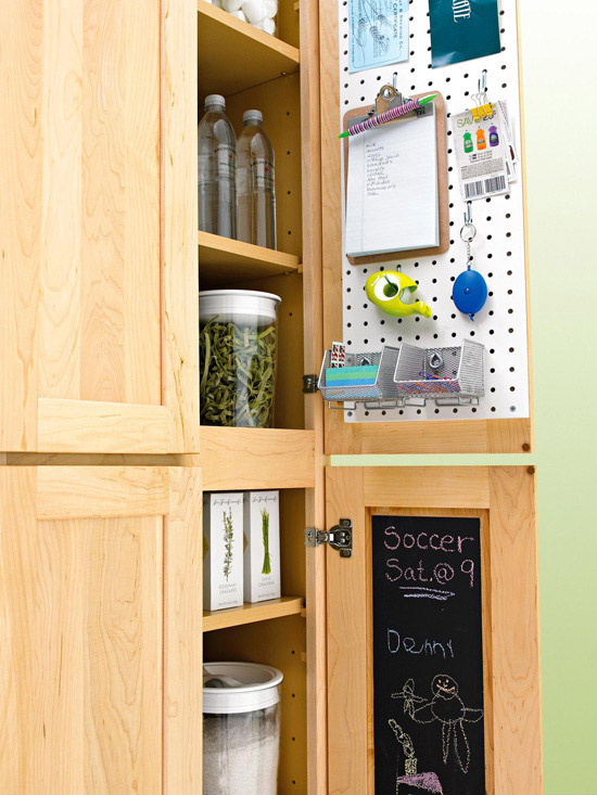 Easy Storage Project: Customized Kitchen Pantry