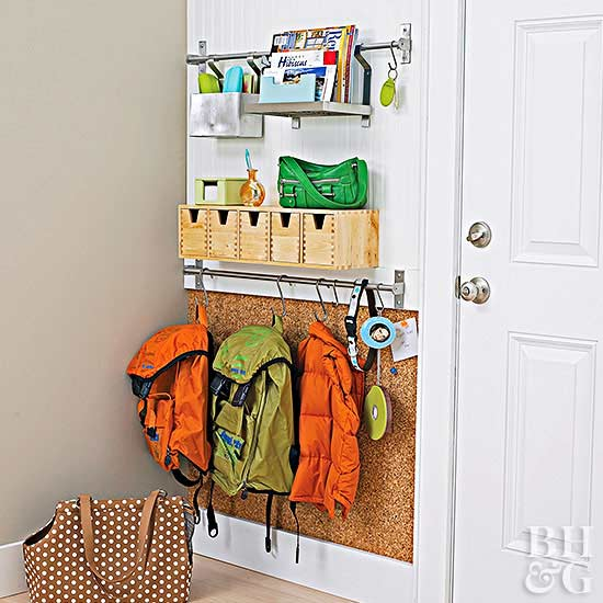 Easy Storage Project: Mini-Mudroom