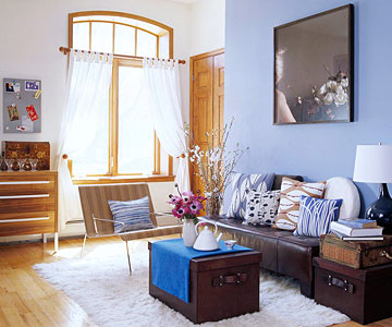 Modern Vintage A Funky Mix of Two Stylish Decors