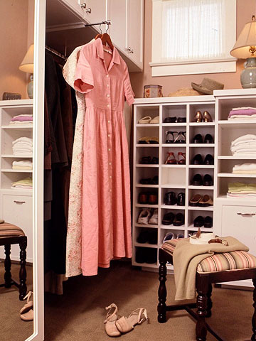 Four Savvy Closet Features