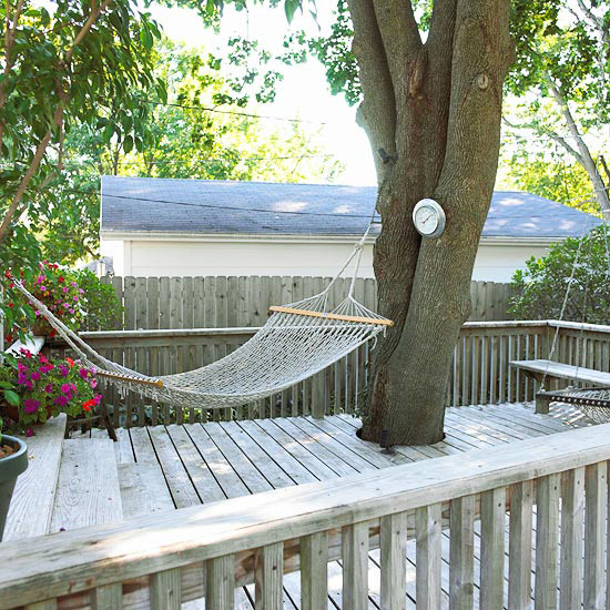 26 Inspiring Ideas For Decks: Inspiring Before And After Deck Makeovers