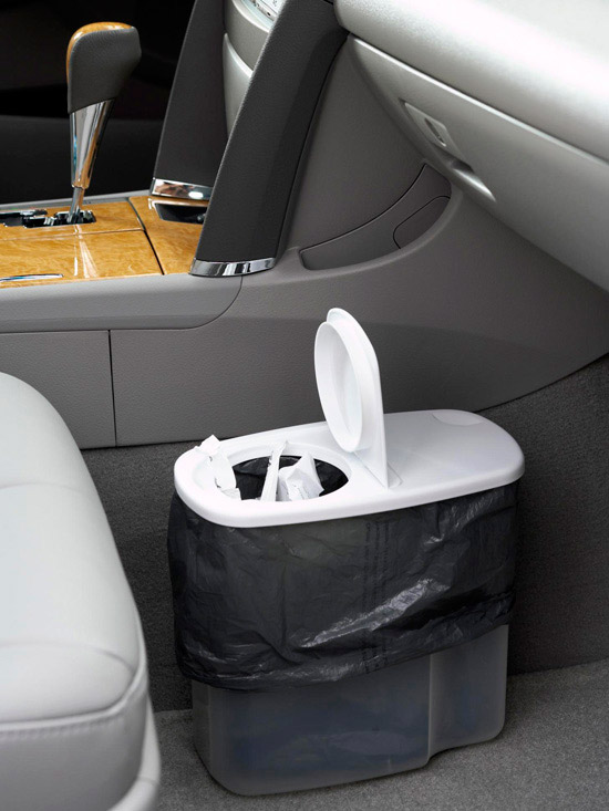 Keep Your Car Tidy, Too