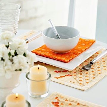 Quick and Easy Place Mats