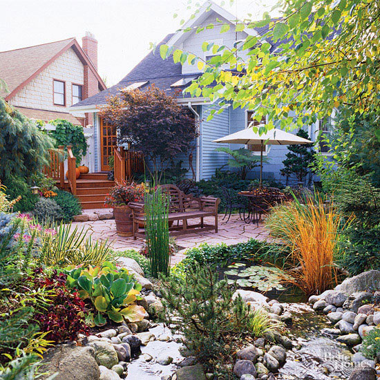 Backyard Transformation Before After: Before And After Garden Makeover Ideas For Your Landscape