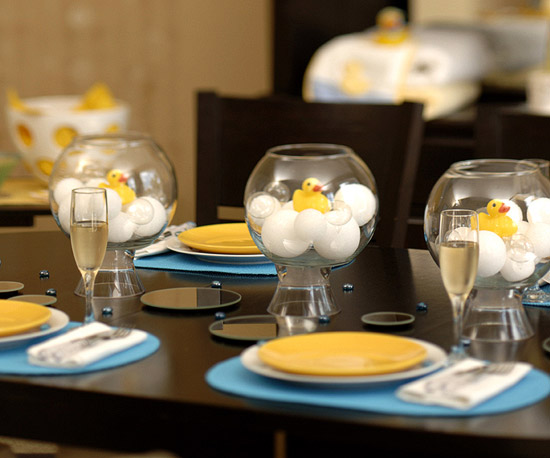 Bubbly Ducky Baby Shower