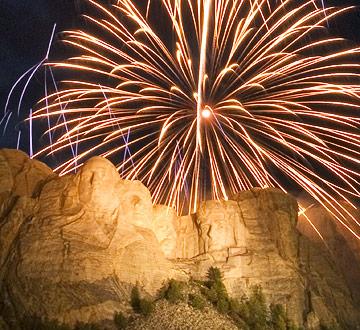 Spectacular Summer Fireworks