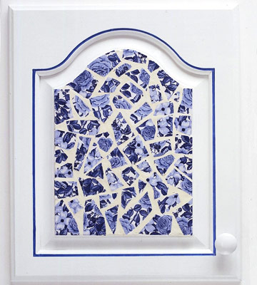 Easy Cabinet Updates: Mosaic Masterpiece