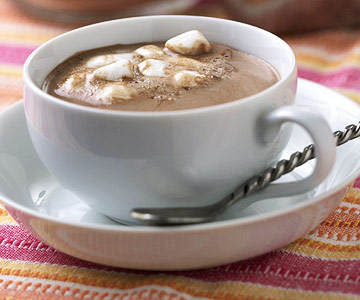 Boost Health with Hot Cocoa