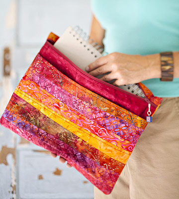 Sew an Everyday Pouch