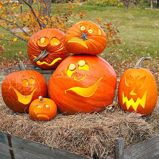 Our Best Halloween Pumpkin Stencils and Ideas