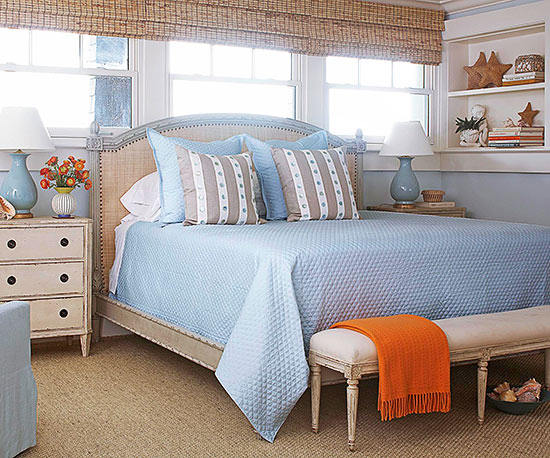 Beach Bedroom Ideas | Better Homes & Gardens