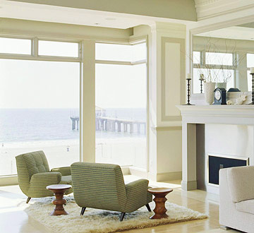 Window Walls Provide Drama And Stunning Views