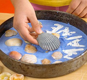 Kids' Creative Stepping-Stone