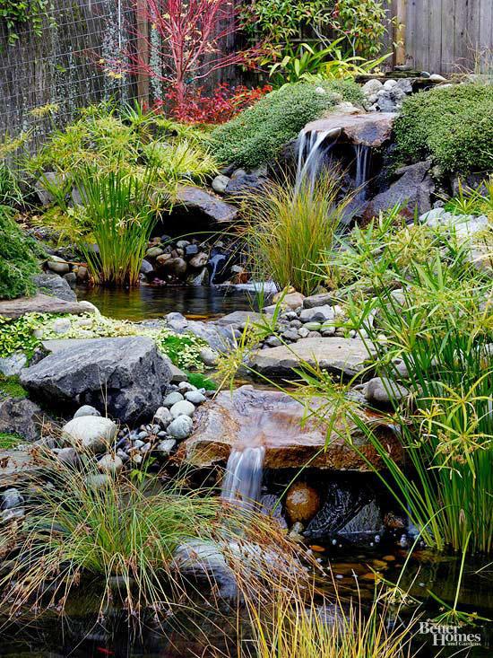Minimalist Garden Styles For Luxury Homes