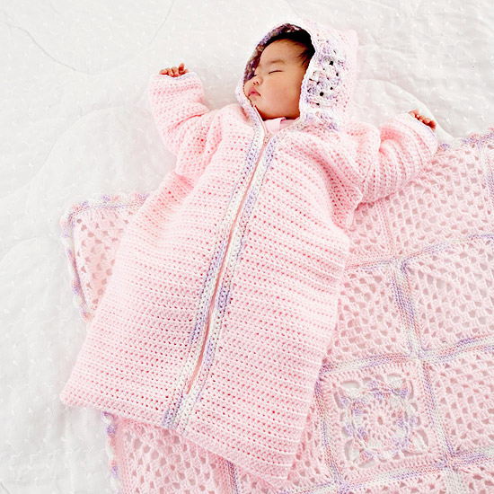 New Shopping Special: Leisure Arts Our Best Knit Baby Afghans 2 Book