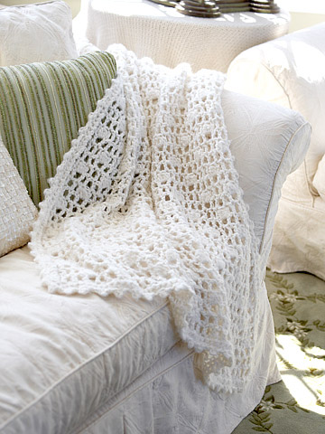 Beautiful Crochet Afghan