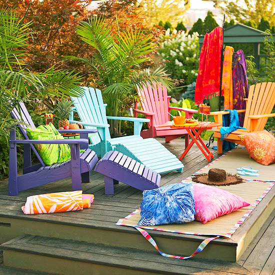 Backyard Makeovers: 5 Easy Deck Revamps
