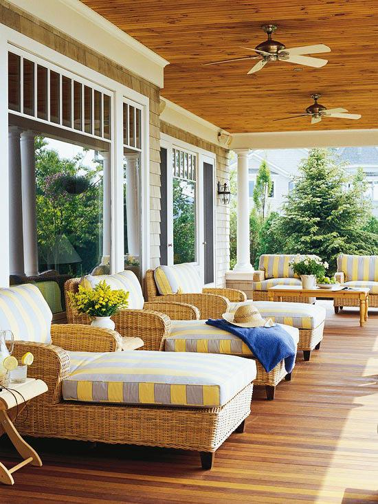 easy outdoor room ideas