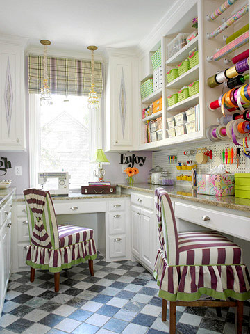 Create The Perfect Family Craft Room