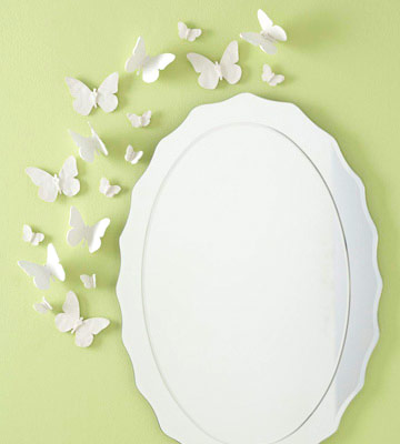 Pretty Butterfly Wall Art