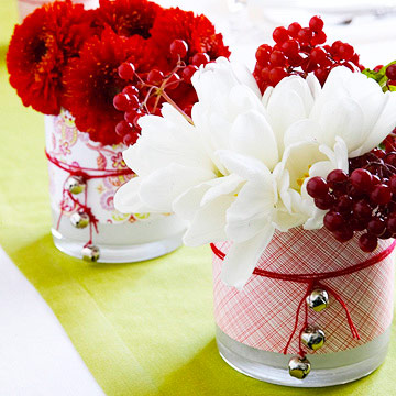 Crafty Centerpiece And Tabletop Ideas