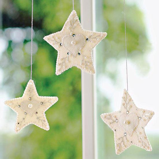 Für Kids Mütter Und Die Großen: Star Ornaments