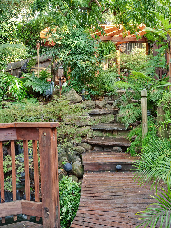 Create a Tropical Retreat in Your Backyard on Tropical Backyard  id=18714