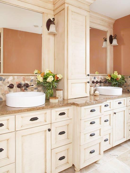 Savvy Bathroom Space Savers