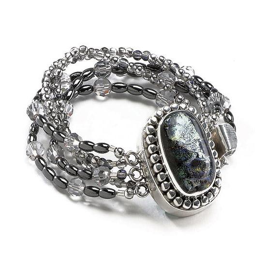 Multiple-Strand Bracelet