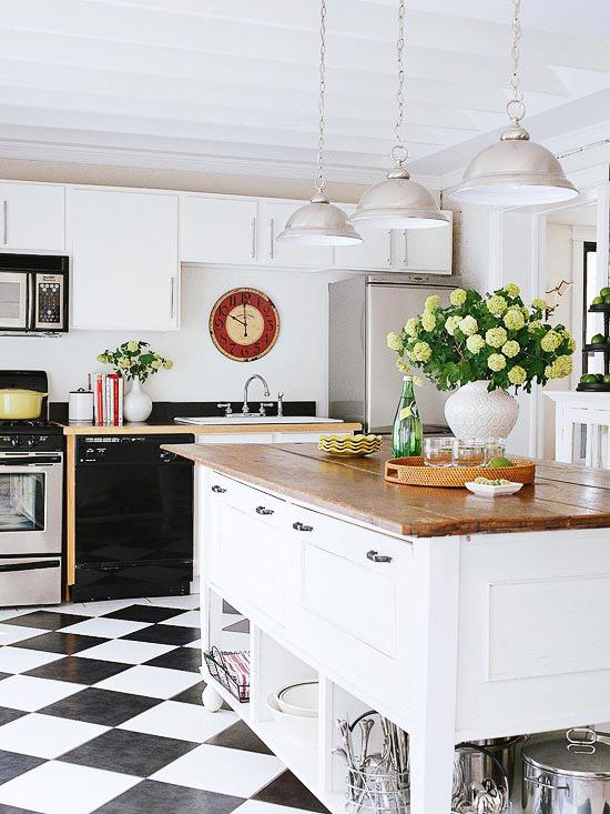 kitchen island designs we love. Black Bedroom Furniture Sets. Home Design Ideas