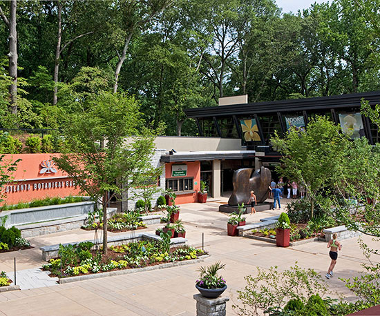 Celebrate National Public Gardens Day