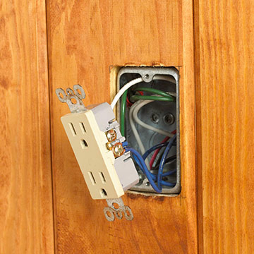 Installing an Electrical Box in Framing