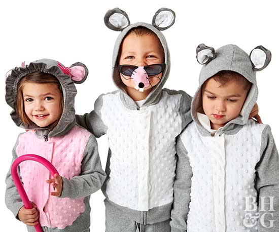 Mice Are Nice Halloween Costumes for Kids