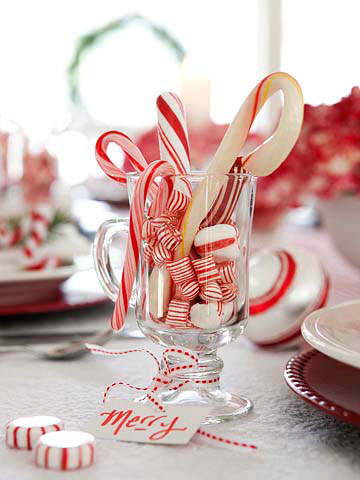 Candy Cane Christmas Decorations Entrancing Candy Caneinspired Christmas Decorations Review