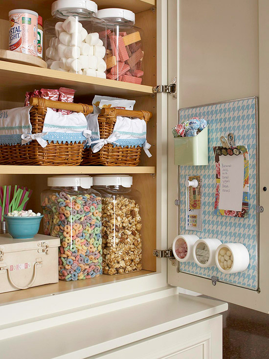 Very Small Kitchen Storage Ideas Part - 45: A Good Storage Fit