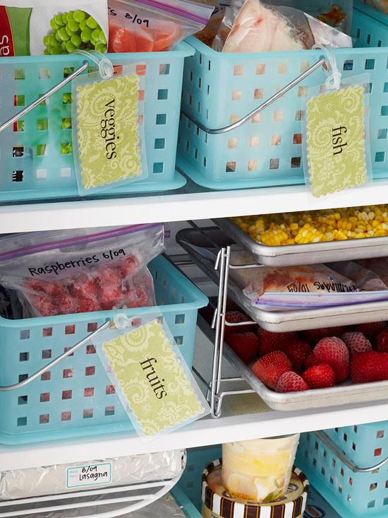 fridge labels